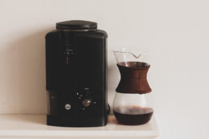 A review of the Wilfa Svart Coffee Grinder