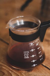 How to avoid under-extracted pour-over coffee