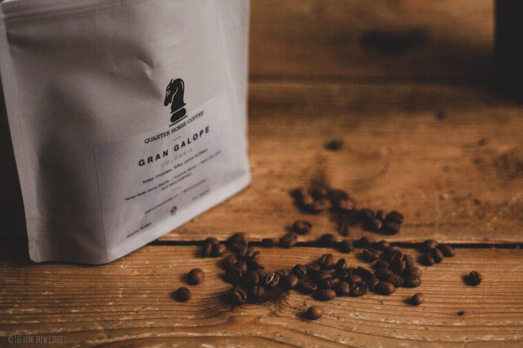 Quarter Horse Coffee