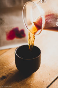 How to get into drinking filter coffee